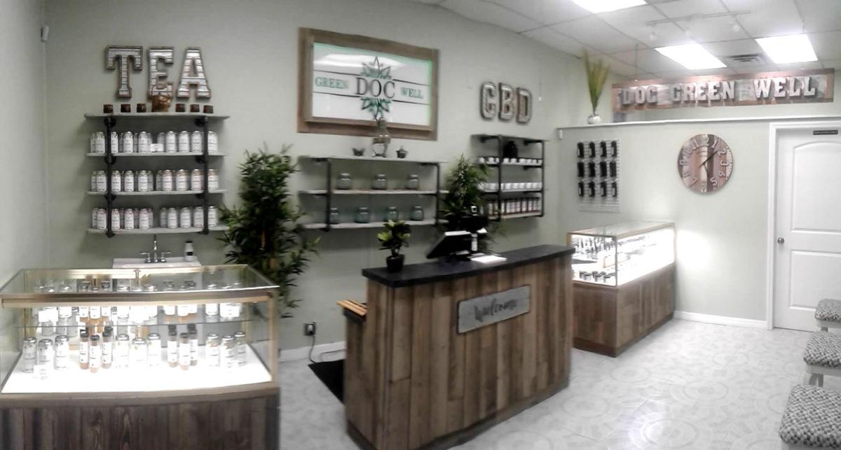 DocGreenWell THC FREE CBD FL 32118 - CBD Oil