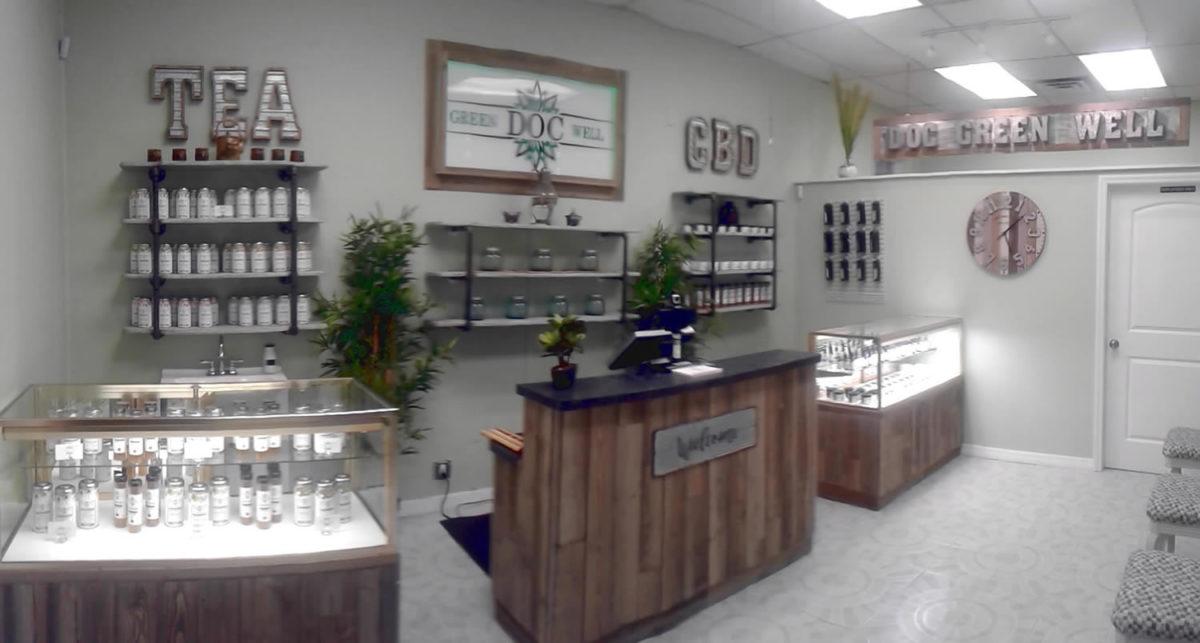 cbd dispensary franchise opportunity