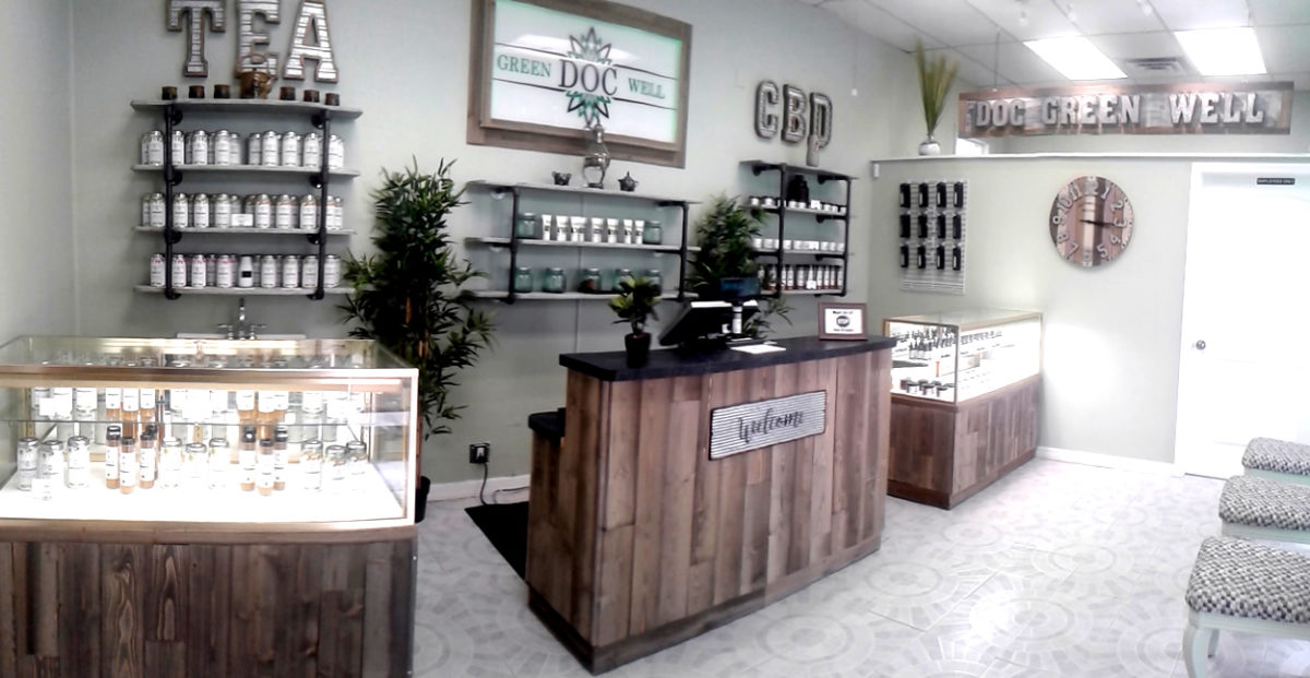 cbd dispensary franchise opportunity