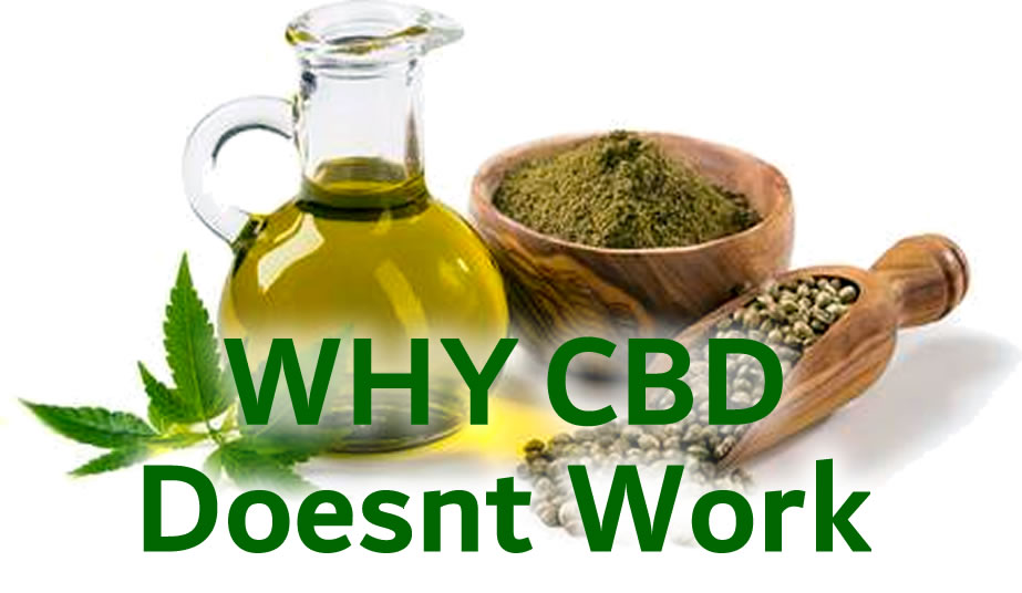 why-cbd-oil-does-not-work