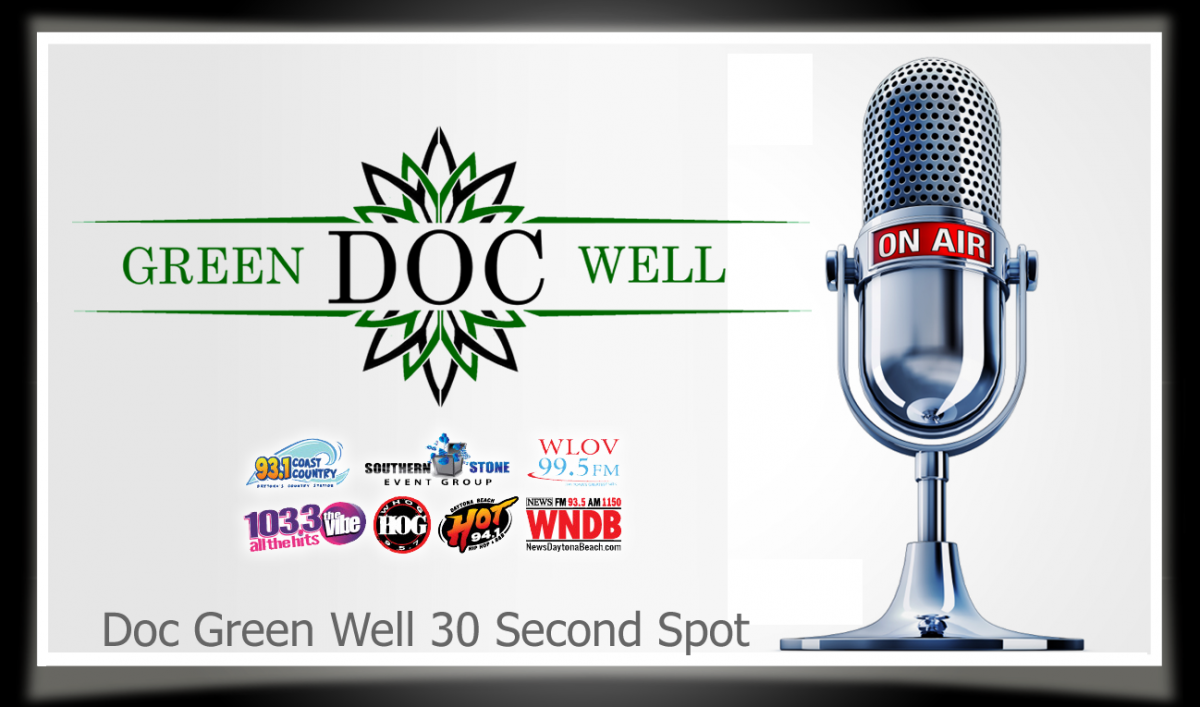 Doc Green Well CBD Dispensary Radio Ad